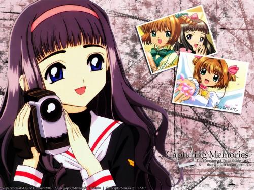 CLAMP, Madhouse, Cardcaptor Sakura, Tomoyo Daidouji, Sakura Kinomoto Wallpaper