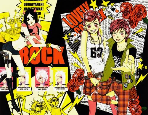 Aya Nakahara, Toei Animation, Lovely Complex, Risa Koizumi, Mimi Yoshioka