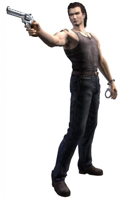 Capcom, Resident Evil Zero, Billy Coen