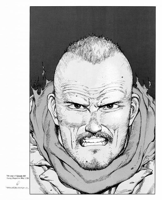 Katsuhiro Otomo, Akira, Akira Club, Colonel Shikishima