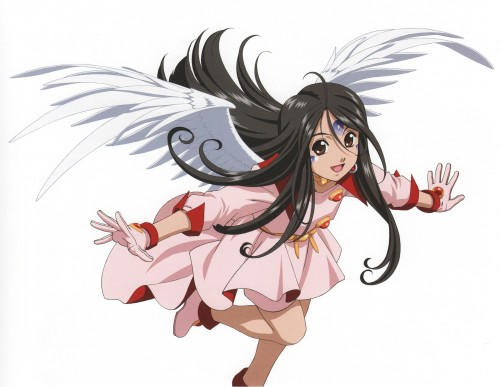 Kousuke Fujishima, Anime International Company, Ah! Megami-sama, Matsubara Hidenori Artworks, Skuld
