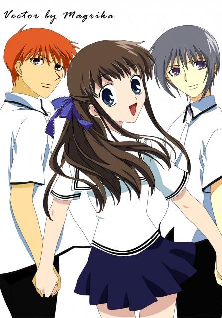 Natsuki Takaya, Fruits Basket, Kyo Sohma, Yuki Sohma, Tohru Honda