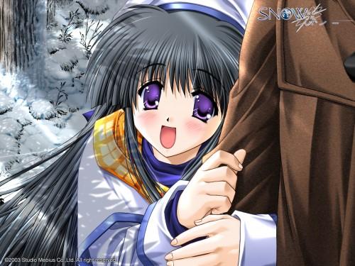 Asuka Pyon, Kobuichi, Studio Mebius, Snow (Visual Novel), Sumino Yukizuki
