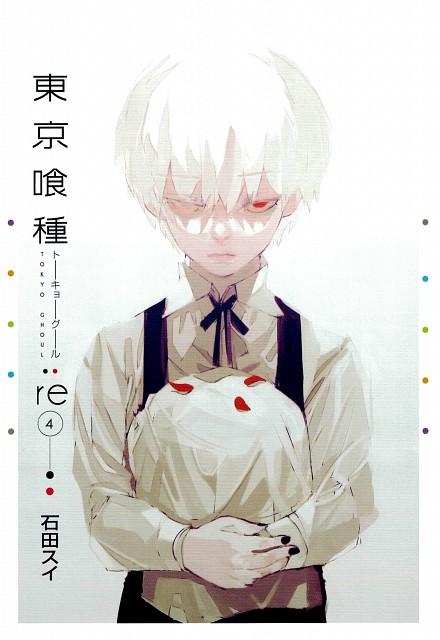 Sui Ishida, Tokyo Ghoul, Tokyo Ghoul:RE, Ken Kaneki