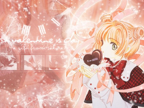 CLAMP, Cardcaptor Sakura, Sakura Kinomoto Wallpaper