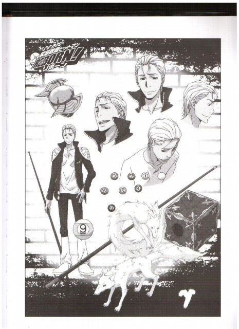 Akira Amano, Katekyo Hitman Reborn!, Gamma