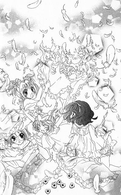 Mia Ikumi, Tokyo Mew Mew, Lettuce Midorikawa, Ichigo Momomiya, Zakuro Fujiwara