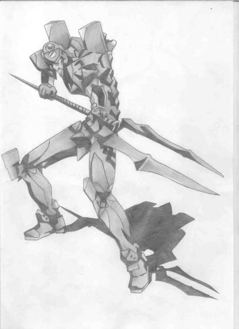 Yoshiyuki Sadamoto, Neon Genesis Evangelion, Member Art
