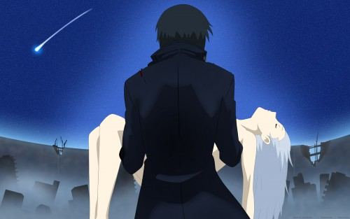 Yuji Iwahara, BONES, Darker than Black, Yin, Hei Wallpaper