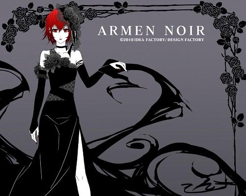 Ike (Mangaka), Idea Factory, Armen Noir, Nazca (Armen Noir), Official Wallpaper