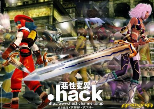 Yoshiyuki Sadamoto, .hack//Infection, Black Rose, Kite (.hack//infection)