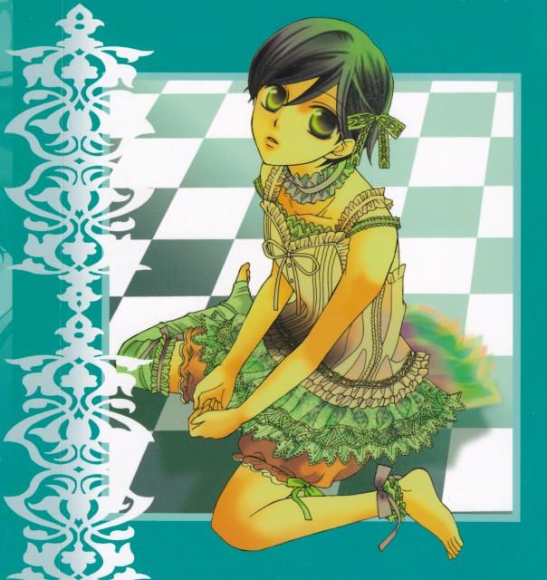 Hatori Bisco, BONES, Ouran High School Host Club, Haruhi Fujioka, Manga Cover