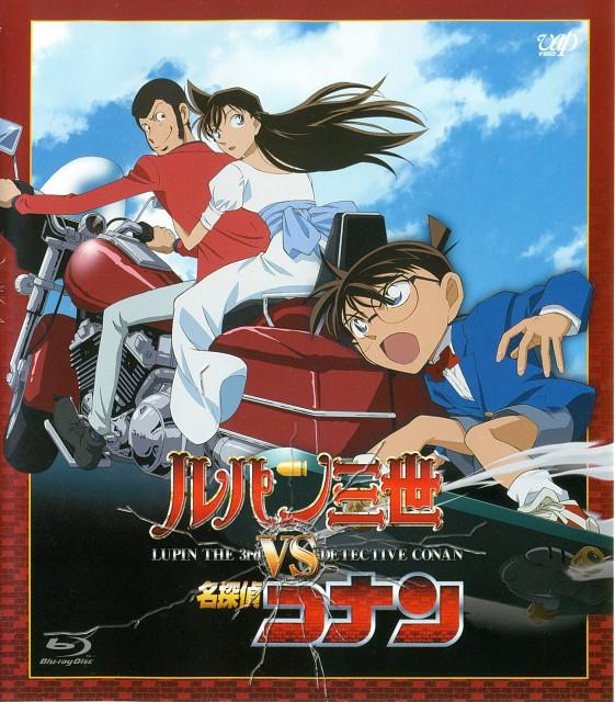 Gosho Aoyama, TMS Entertainment, Lupin III, Detective Conan, Arsene Lupin III