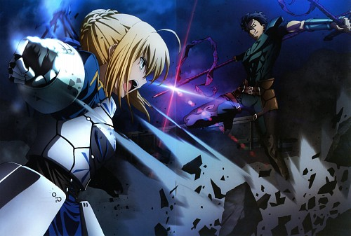 Atsushi Itagaki, Ufotable, TYPE-MOON, Fate/Zero, Fate/Zero Animation Visual Guide I