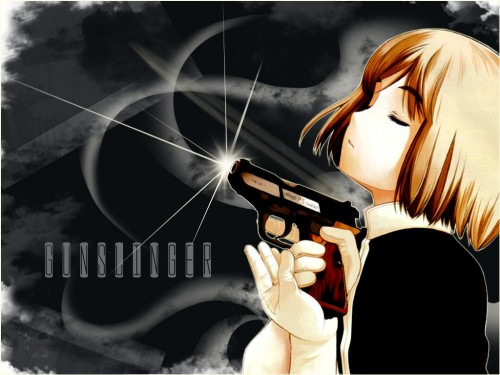 Madhouse, Gunslinger Girl, Henrietta Wallpaper
