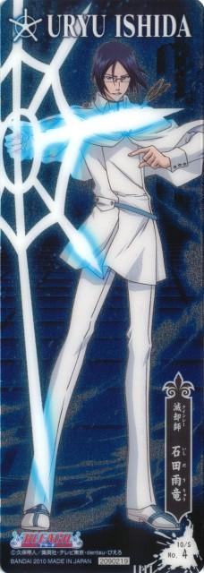 Studio Pierrot, Bleach, Uryuu Ishida, Stick Poster