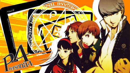 Atlus, Shin Megami Tensei: Persona 4, Yu Narukami, Yosuke Hanamura, Chie Satonaka Wallpaper