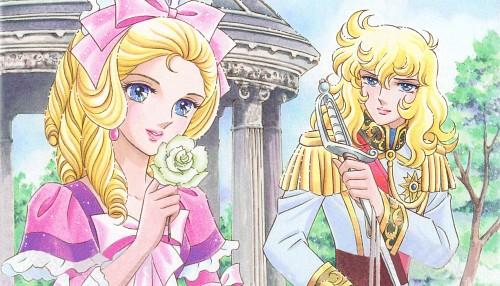 Riyoko Ikeda, TMS Entertainment, Rose of Versailles, Marie Antoinette, Oscar François de Jarjayes