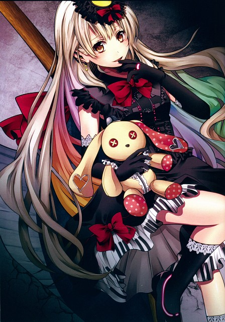 Shiomizu, Herzlich, Vocaloid, Mayu (Vocaloid), Doujinshi