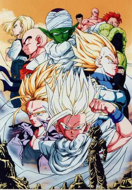 Akira Toriyama, Toei Animation, Dragon Ball, Android 18, Super Saiyan Vegeta