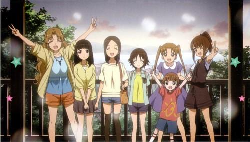 TYO Animations, Tamayura, Norie Okazaki, Kou Sawatari, Sayomi Hanawa