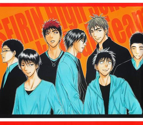 Tadatoshi Fujimaki, Production I.G, Kuroko no Basket, Junpei Hyuuga, Satoshi Tsuchida