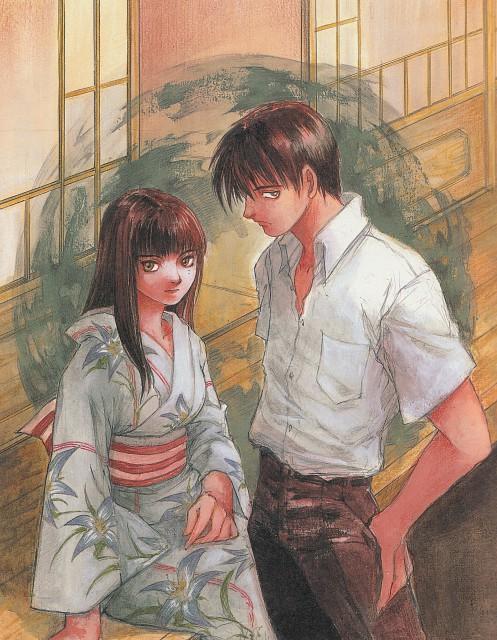 Kei Toume, Hitsuji no Uta, Hitsuji no Uta Ilustration, Chizuna Takashiro, Kazuna Takashiro