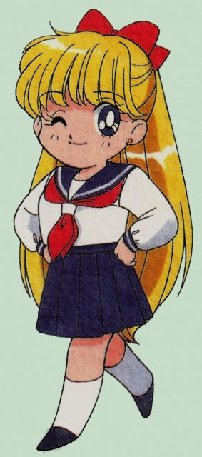 Toei Animation, Bishoujo Senshi Sailor Moon, Minako Aino