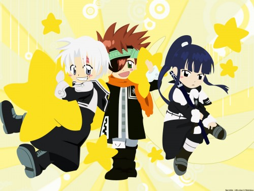 Katsura Hoshino, TMS Entertainment, D Gray-Man, Yu Kanda, Allen Walker Wallpaper