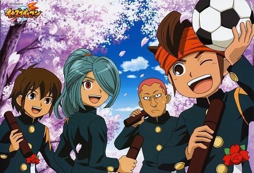Tenya Yabuno, OLM Digital Inc, Inazuma Eleven, Endou Mamoru, Shin'ichi Handa