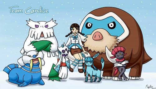 Nintendo, OLM Digital Inc, Pokémon, Walrein, Glaceon