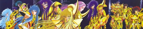 Masami Kurumada, Toei Animation, Saint Seiya, Scorpio Milo, Gemini Saga