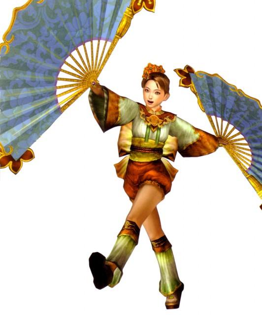 Koei, Dynasty Warriors, Xiao Qiao