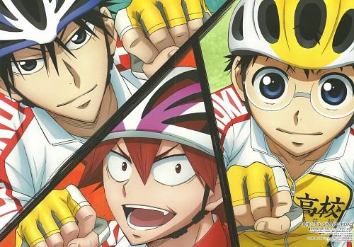 Wataru Watanabe, TMS Entertainment, Yowamushi Pedal, Sakamichi Onoda, Shoukichi Naruko