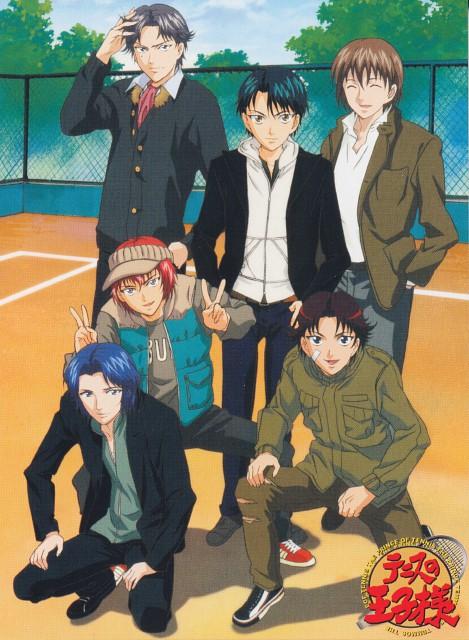 Takeshi Konomi, J.C. Staff, Prince of Tennis, Seiichi Yukimura, Keigo Atobe