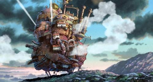 Studio Ghibli, Howl's Moving Castle