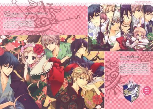 Aya Shouoto, Stray Love Hearts, Hiyoki Kozue, Cain Kumoide, Miki Uegaito