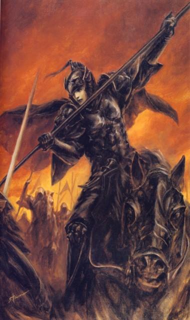 Shinobu Tanno, Heroic Legend of Arslan, Daryoon, Occupations