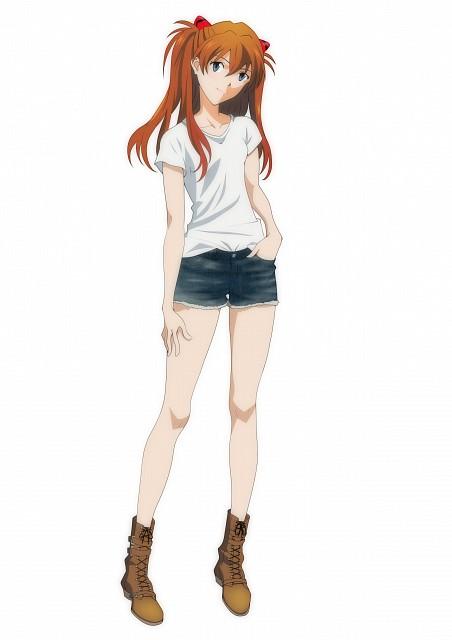Gainax, Neon Genesis Evangelion, Asuka Langley Soryu