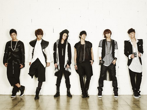 Hyun Seung, B2ST, Gi Kwang, Yo Seop, Dong Woon