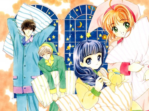 CLAMP, Madhouse, Cardcaptor Sakura, Cardcaptor Sakura Memorial Book, Tomoyo Daidouji
