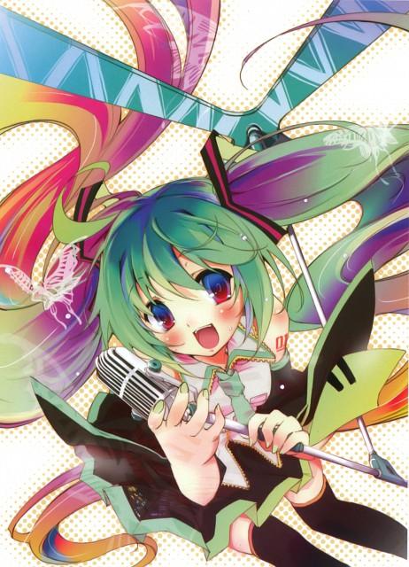 Yuu Kamiya, Vocaloid, Miku Hatsune