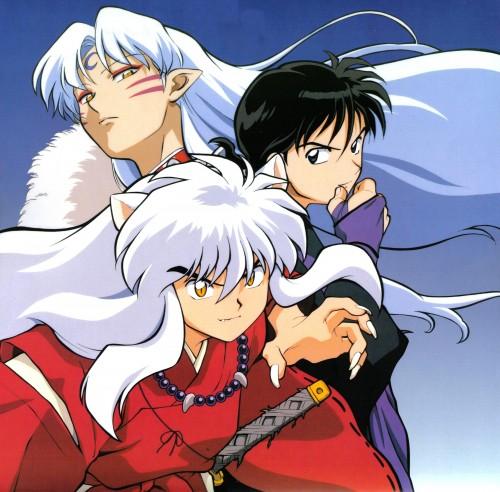 Rumiko Takahashi, Inuyasha, Inuyasha (Character), Sesshoumaru, Miroku