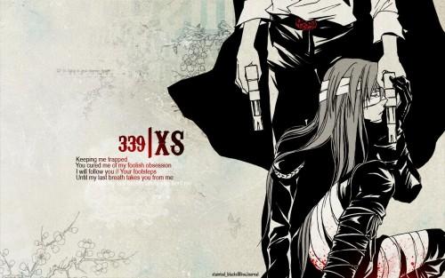 Akira Amano, Artland, Katekyo Hitman Reborn!, Xanxus, Superbi Squalo Wallpaper
