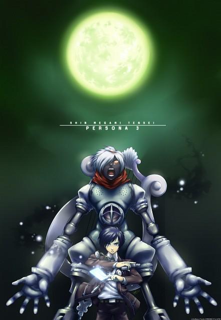 Shigenori Soejima, Atlus, Shin Megami Tensei: Persona 3, Orpheus, Minato Arisato