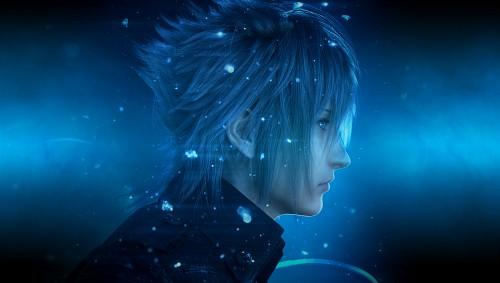 Final Fantasy XV, Noctis Lucis Caelum, Official Digital Art
