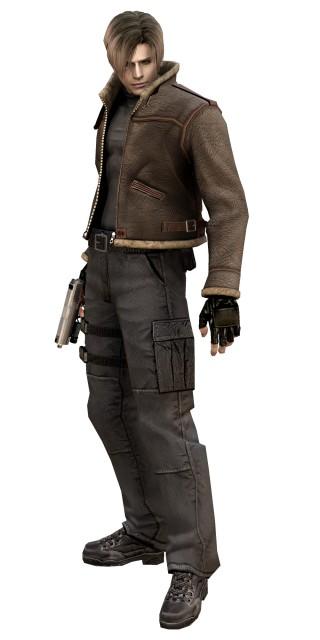 Capcom, Resident Evil 4, Leon S. Kennedy