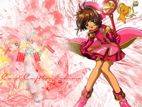 CLAMP, Madhouse, Cardcaptor Sakura, Syaoran Li, Keroberos Wallpaper