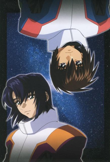 Sunrise (Studio), Mobile Suit Gundam SEED Destiny, Kira Yamato, Athrun Zala