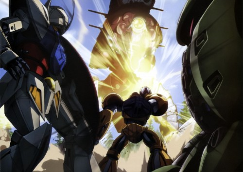 Sunrise (Studio), Turn A Gundam, Gundam Perfect Files